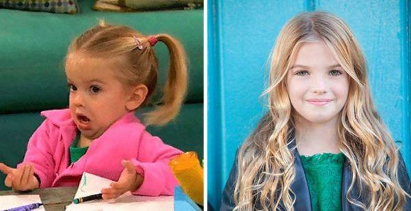 Crecieron y así se lucen ahora los personajes más famosos de ...