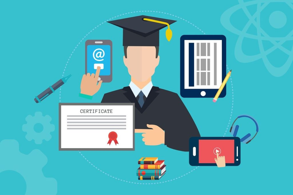 cursos online con certificados
